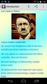 Face Reading Guide apk screenshot