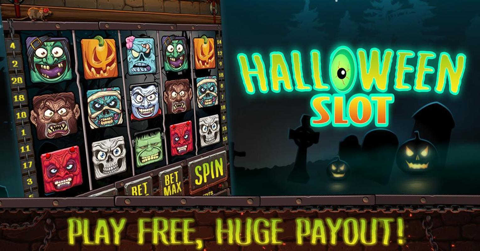 Halloween Slot Games