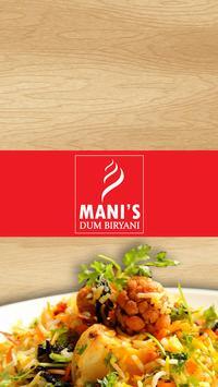 Mani's Dum Biryani poster