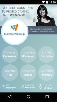 Manpower MX poster
