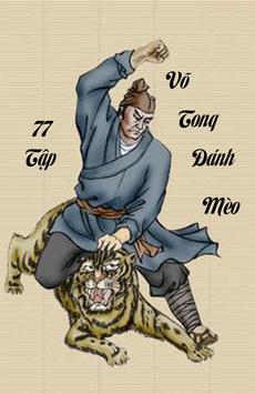 Võ Tonq Đánh Mèo poster