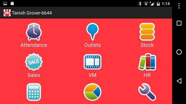 MT SAMS apk screenshot