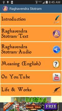 Raghavendra Stotram poster