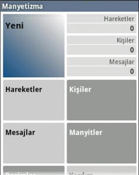 Manyetizma apk screenshot