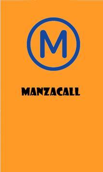 ManzaCall apk screenshot