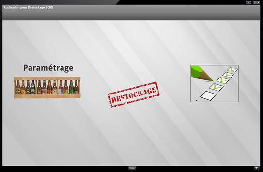 LOG'INNOVE - Déstockage BOIS apk screenshot