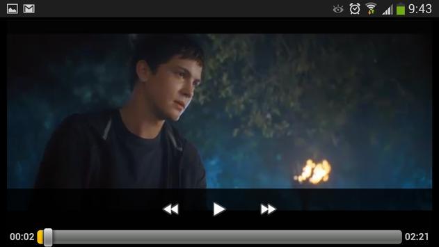 Percy Jackson apk screenshot