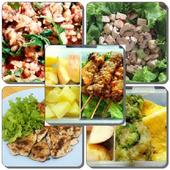 Menu Diet Sehat icon