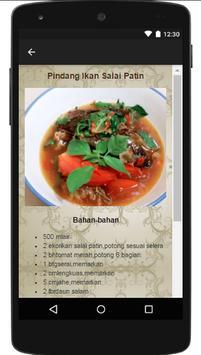 Resep Masakan Pindang apk screenshot