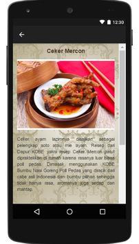 Resep Cemilan Sehat apk screenshot