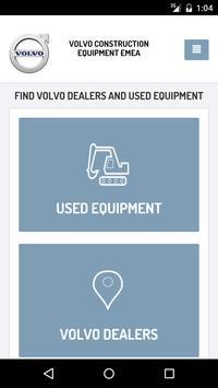 Volvo Construction Equipment apk screenshot