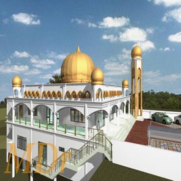 MasjidModern poster