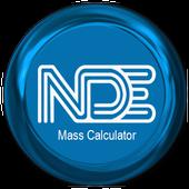 NDE's MASS CALCULATOR icon