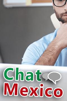 Chat México Gratis poster