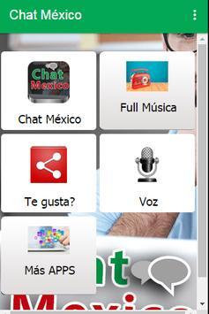 Chat México Gratis apk screenshot