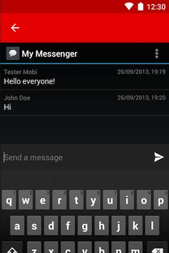 Chat Peru Gratis apk screenshot