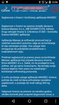 MASSEC SRBIJA poster