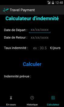 Travel Payment apk screenshot
