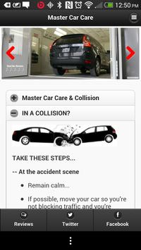 Master Car Care Houston apk screenshot