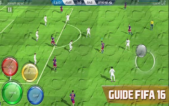 Guide FIFA 16 New apk screenshot