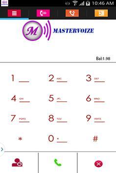 Mastervoiz apk screenshot