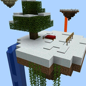Christmas Skyblock Map Guide icon
