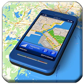 Mapfactor GPS Navigation icon