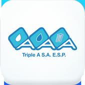 Triple A Proveedores icon