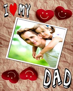 Father's day frame apk screenshot