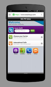 Movil Reup - Mobile Recharge poster