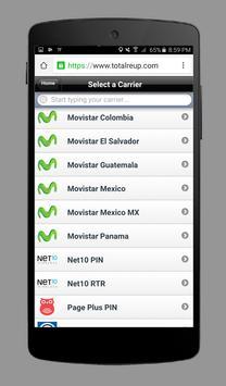 Movil Reup - Mobile Recharge apk screenshot