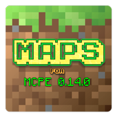 Maps for Minecraft PE 0.14.0 icon