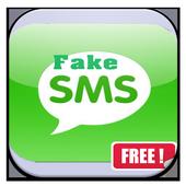 Fake Sms Receiving icon
