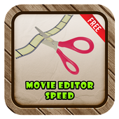 Movie Editor Speed icon