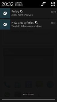 WhatsAlert apk screenshot