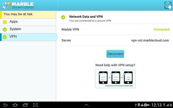 Marble Network apk screenshot