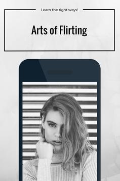 Flirting Guide for Male poster
