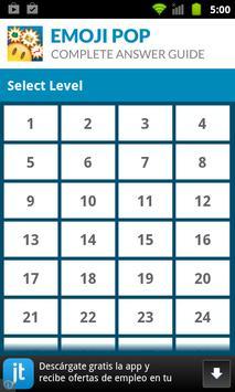 Emoji Pop - Answer Guide apk screenshot