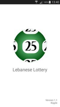 Lebanese Lottery apk screenshot