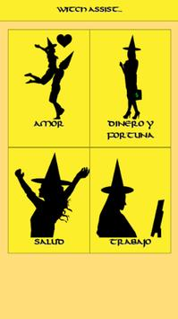 Witch Assistant poster