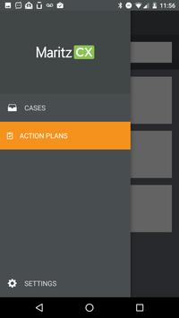 MaritzCX Case Management apk screenshot