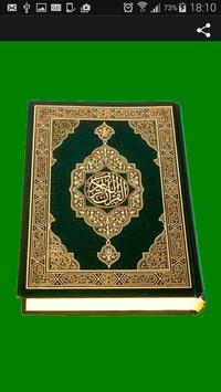 Quran Czech poster