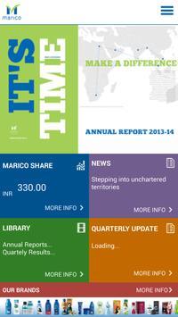 Marico Investor App poster