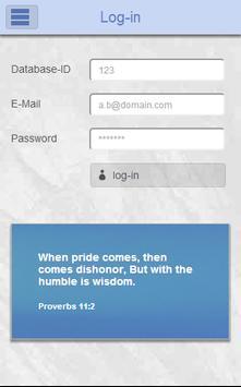 DPD - Daily Prayer Database apk screenshot