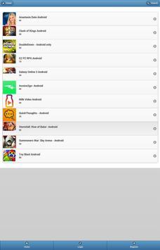 Android Market DCD apk screenshot
