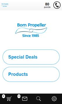 Born Propeller poster
