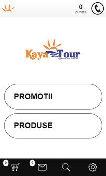 Kaya Tour poster