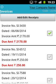 SSR Marketing apk screenshot
