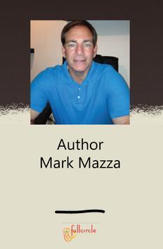 Mark Mazza, Author poster
