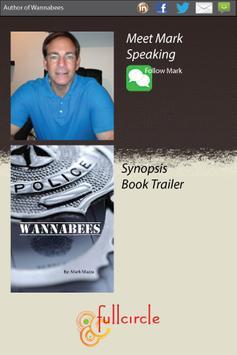Mark Mazza, Author apk screenshot